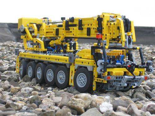 Technic Lego Site Of Han